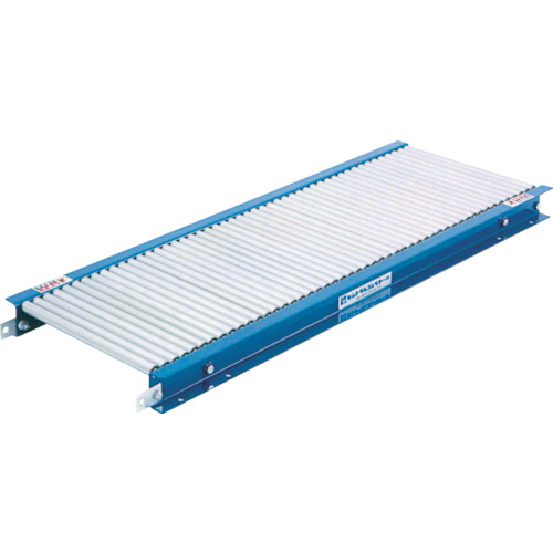 セントラルコンベヤー スチールローラコンベヤMMR1906型 100W×40P×3000L MMR1906-100430