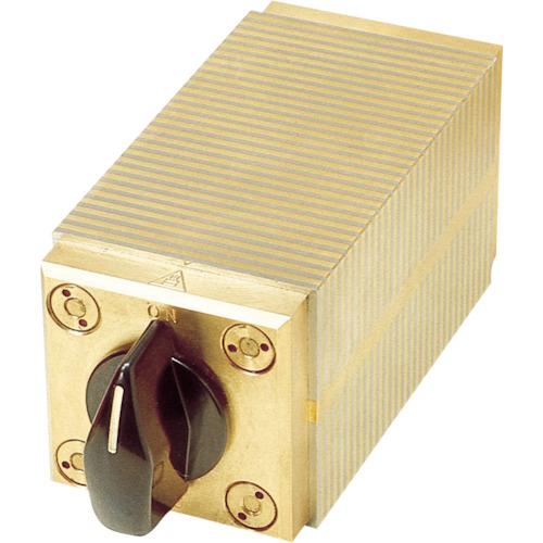 カネテック 四面吸着形永磁ミニチャック 64X136X64 MMXW-611A