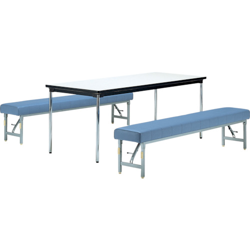 【直送】【代引不可】ミズノ 食堂用テーブル 1800X750mm MO-1875