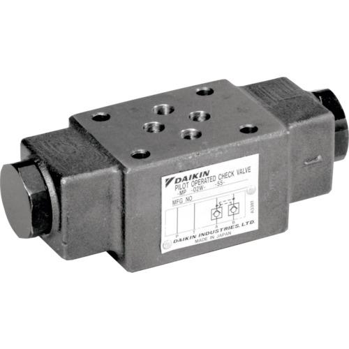 ダイキン工業 モジュラースタック弁 方向制御弁 1/4 MP-02A-20-55