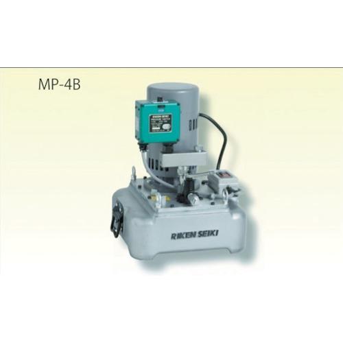 【直送】【代引不可】RIKEN(理研商会) 単一吐出型電動ポンプ 4.5L MP-4D-PA