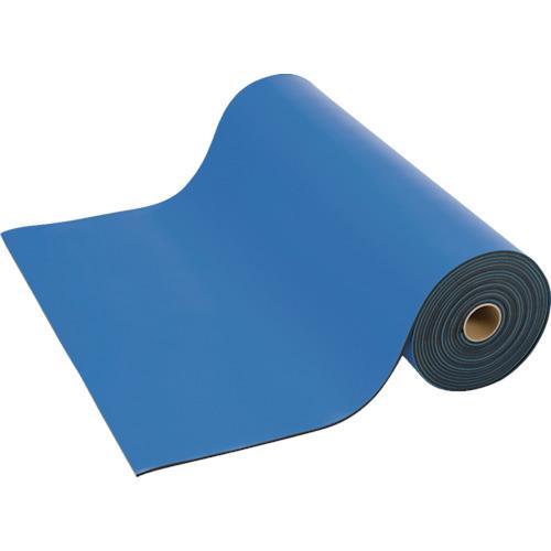 【直送】【代引不可】テラモト TRYクッションシート ブルー MR-008-010-3