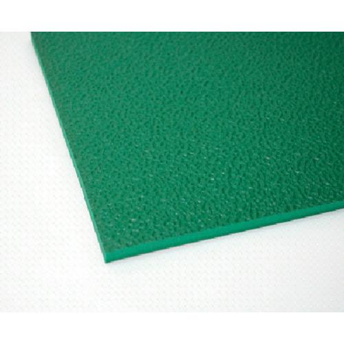 【直送】【代引不可】テラモト トリプルシート 緑 9mm 1X10m MR-154-210-1
