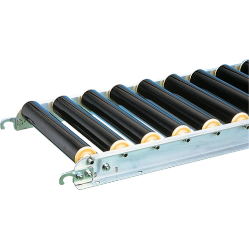 【直送】【代引不可】三鈴 樹脂ローラコンベヤMR50B型 径50X3.5T MR50B-501010