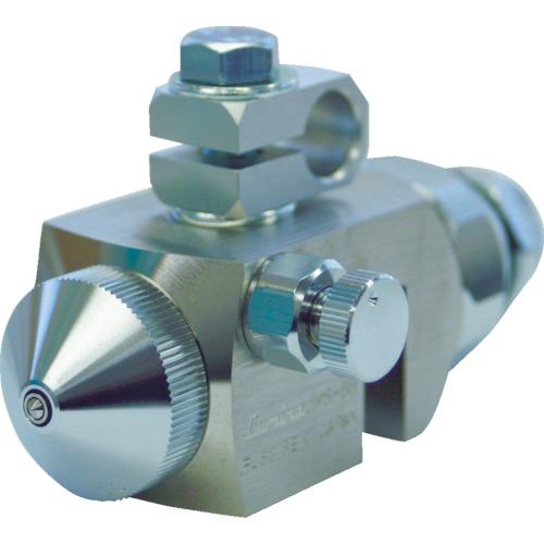 扶桑精機 ルミナ 自動スプレーガン φ1.5 広角丸吹き・高粘度液用 エア分離型 MS-8B-1.5X