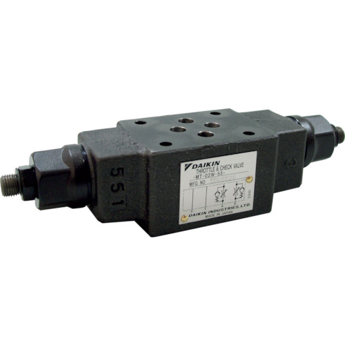 ダイキン工業 モジュラースタック弁 流量制御弁 1/4 MT-02A-55