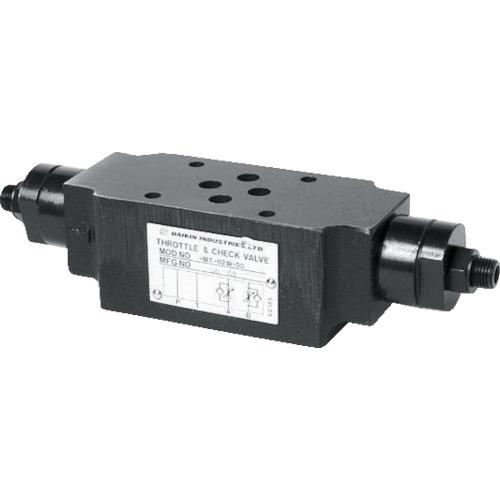 ダイキン工業 モジュラースタック弁 流量制御弁 1/4 MT-02P-65