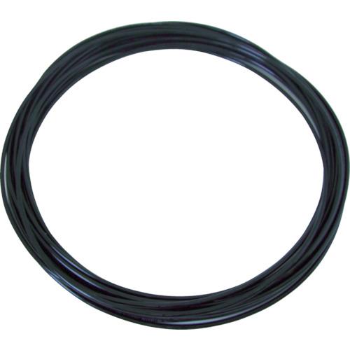百萬接觸管子8mm.20m黑MTP-8-20千代田