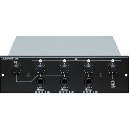 ユニペックス 防滴型ワイヤレスマイクロホンシステム 入力ユニット MU-600