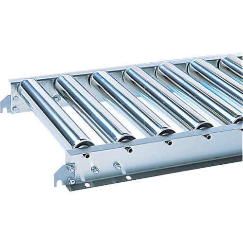【直送】【代引不可】三鈴 ステンレスローラコンベヤ MU60型 径60.5X1.5T MU60-700720