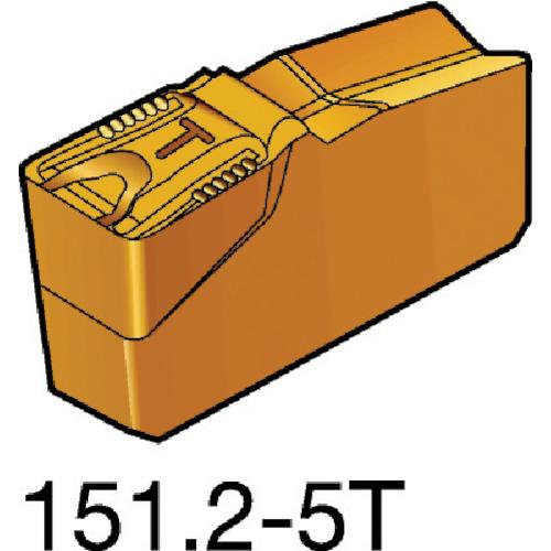 SANDVIK(サンドビック) T-Max Q-カット 突切り・溝入れチップ 1125 COAT 10個 N151.2-4004-40-5T 1125