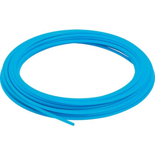 PISCO(ピスコ) ナイロンチューブ ブルー 8X6 100M NA0860-100-BU