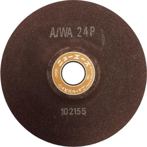 NRS(ニューレジストン) オフセット砥石 ニューエース 150X6X22 A/WA24P 25枚 NA1506-A24P
