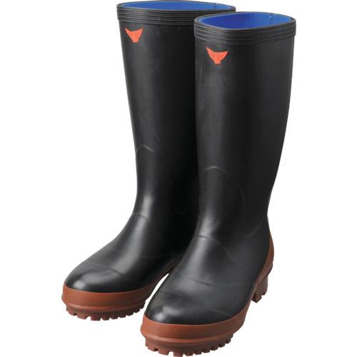 シバタ工業 防寒長靴 スポンジ大長9型 25.5cm NC020-25.5