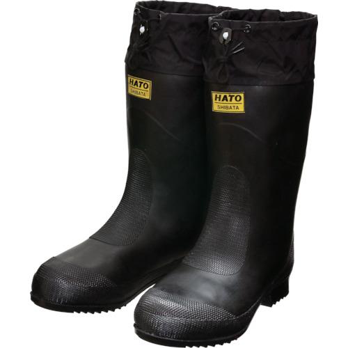 シバタ工業 防寒長靴 防寒キルト長K8型 25.0cm NC060-25.0