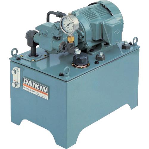 【直送】【代引不可】ダイキン工業 コンパクト油圧ユニット NDミニパック 0.4kW 3.5MPa ND89-200-40