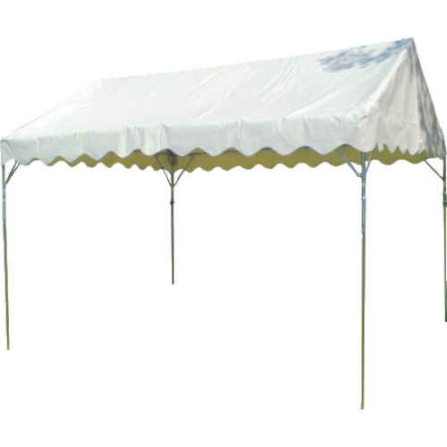【直送】【代引不可】旭産業 集会用テント 1.0間X1.5間 NHTS-1
