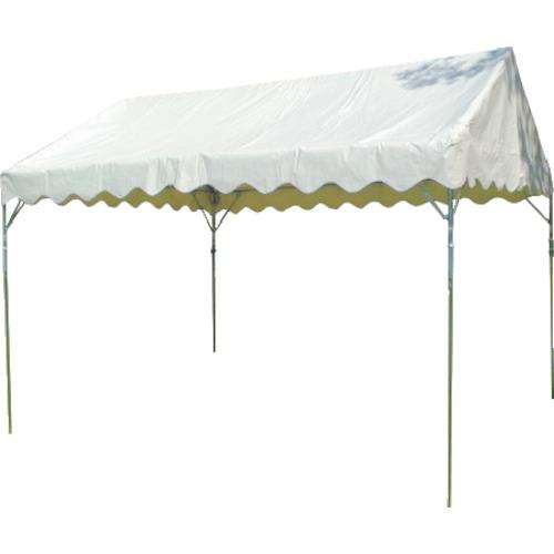 【直送】【代引不可】旭産業 集会用テント 1.5間X2間 NHTS-2