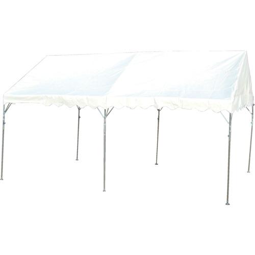 【直送】【代引不可】旭産業 集会用テント 2間X3間 NHTS-4