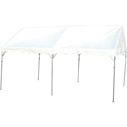 【直送】【代引不可】旭産業 集会用テント 3間X4間 NHTS-5