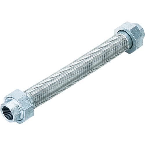 NFK(南国フレキ工業) ユニオン無溶接式フレキ ユニオンFCMB 50A×1000L NK110-50-1000
