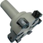 富士元工業 ナイスカット 6枚刃 φ110 Tタイプ NKN32-110T-06