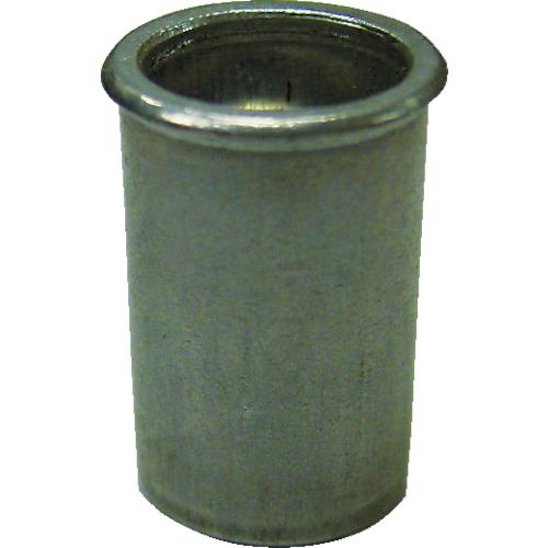 ロブテックス(エビ) エビナット 薄頭 スティール M6板厚2.5~4.0 1000本入 NSK640M