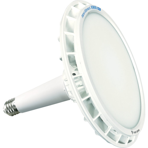 【直送】【代引不可】T-NET NT1000 ソケット型 レンズ可変 電源外付 フロストカバー 昼白 NT1000N-LS-SF