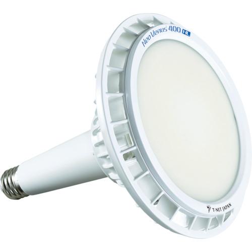 【直送】【代引不可】T-NET NT400 ソケット型 レンズ可変 電源外付 フロストカバー 昼白色 NT400N-LS-SF