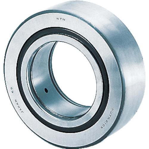 NTN 複列円筒ころ形ローラフォロア 円筒外輪形 シール付 φ45mm NUTR209X