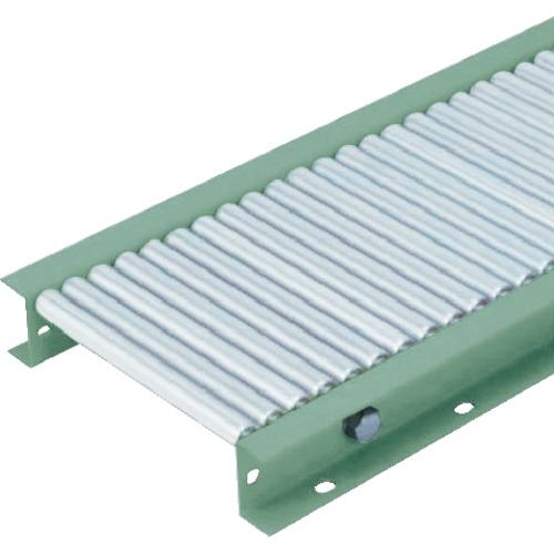 【直送】【代引不可】太陽工業 スチールローラコンベヤ O1912型 500WXP66X3000L O1912-500-66-3000