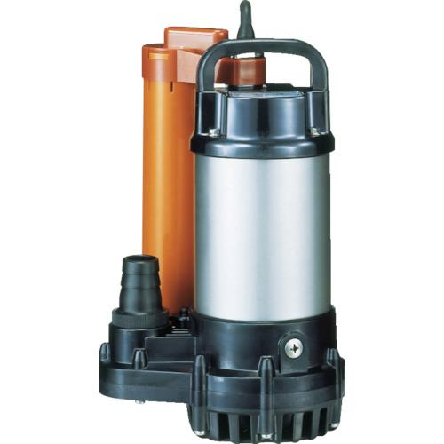 ツルミ(鶴見製作所) 汚水用水中ポンプ 自動 100L/min 全揚程4.0m 50HZ 100V OMA3-50HZ