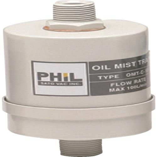 佐藤計量器製作所 オイルミストトラップ OMT-C-100