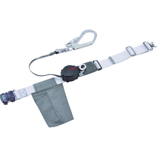 ツヨロン(藤井電工) なでしこ安全帯 OTバックル式 ワンハンドリトラ 白色 SS寸 ORL-OT593SV-W-SS-BP