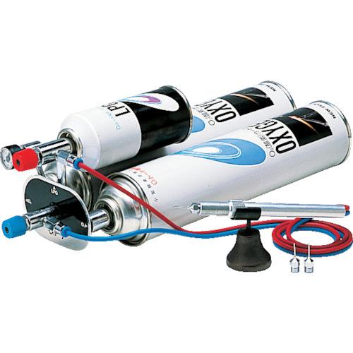 新富士バーナー 小型 キャスター式酸素溶接バーナーO2トーチ OT-3000