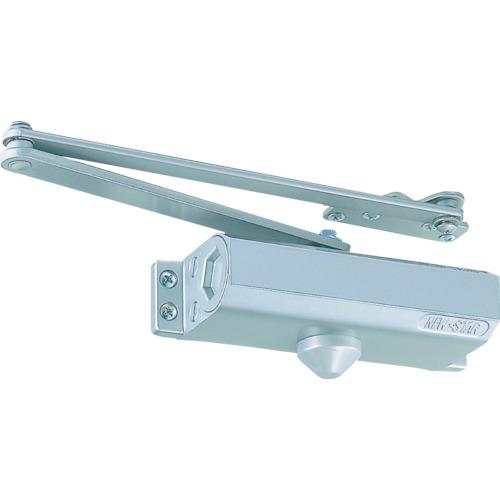 ニュースター(日本ドアーチエック製造) ドアクローザー シルバー P184-N01