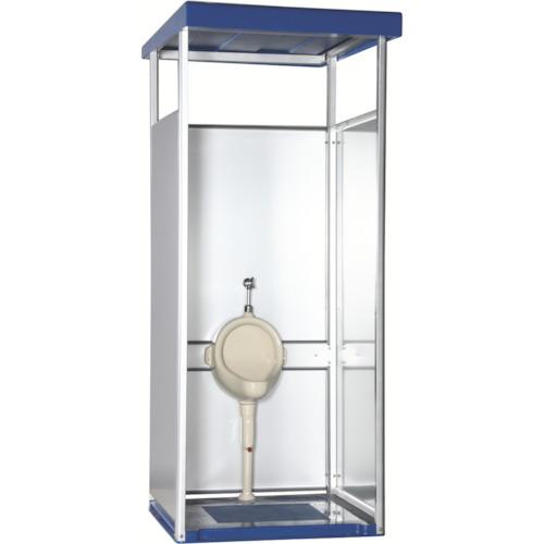 【直送】【代引不可】日野興業 ユニパール 水洗式トイレ 男子用 P-BS