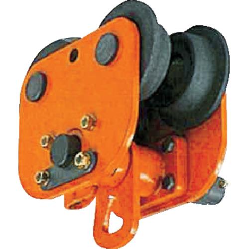象印チェンブロック 電気用プレントロリー 1.0t PE-01000