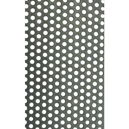 奥谷金網 鉄パンチングメタル 2.3TXD10XP15 914X914 PM-SPH-T2.3D10P15-914X914