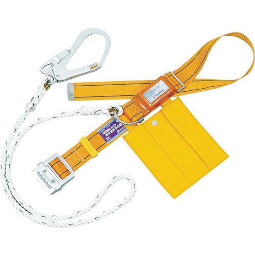ツヨロン(藤井電工) 酸対策型安全帯 黄色 POA-S93-Y-BX