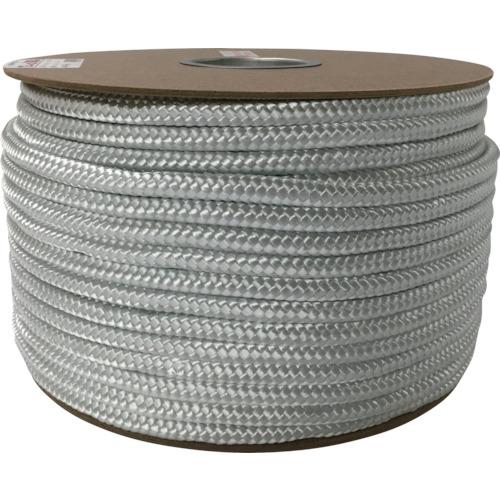 ユタカメイク ナイロン16打ロープ ドラム巻 12mmX100m PRN-6