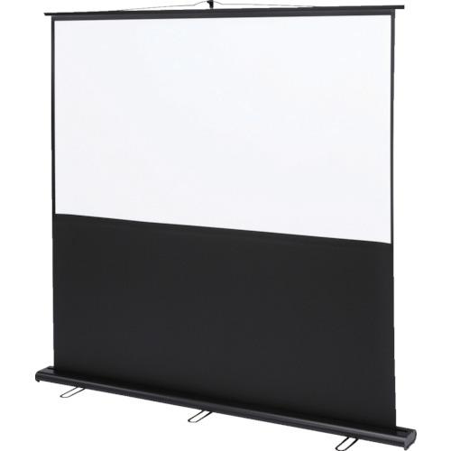 サンワサプライ プロジェクタースクリーン 床置き式 PRS-Y70HD