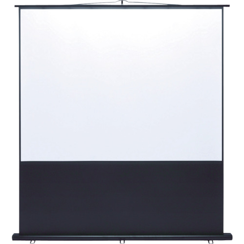 サンワサプライ プロジェクタースクリーン 床置き式 PRS-Y80K