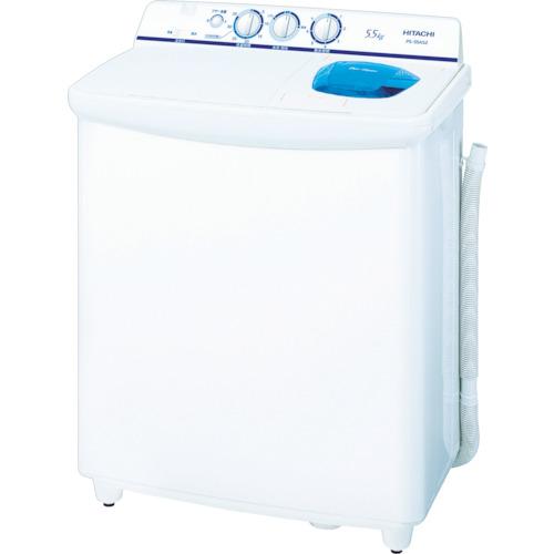 日立アプライアンス 2槽式洗濯機 PS-55AS2W