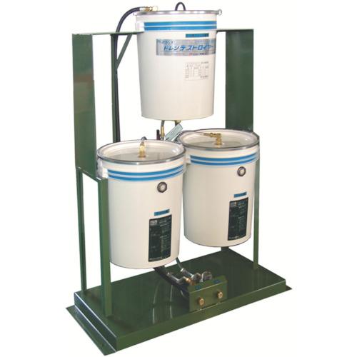 【直送】【代引不可】フクハラ ドレン油水分離装置 ドレンデストロイヤー 圧力開閉式・アンローダー兼用 PSD22