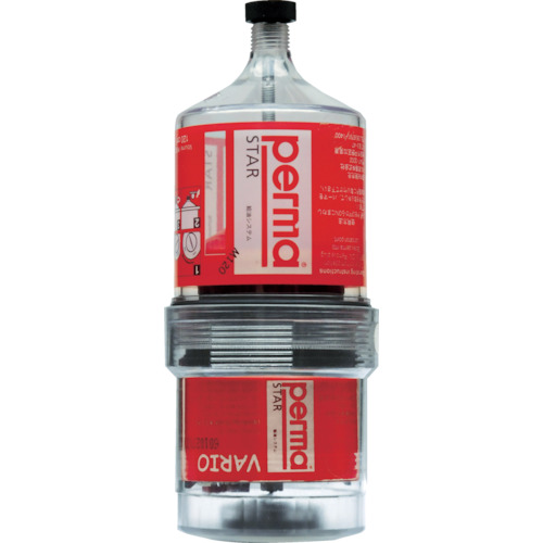 perma(パーマテック) スター モータードライブ式給油器 標準グリス120CC付 PS-SF01-M120