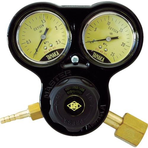 日酸TANAKA 酸素用圧力調整器 マスター6 OGガード付 Q832C