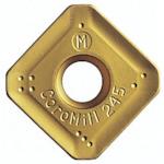 サンドビック コロミル245用チップ 1025 10個 R245-18 T6 M-PM 1025