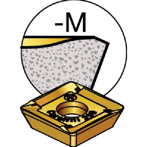 サンドビック コロミル290用チップ 4030 10個 R290.90-1504M-WM 4030