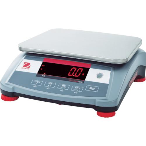 オーハウス デジタルはかり レンジャー3000 6kg/0.2g 30031769 R31PE6